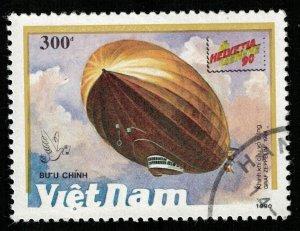 Zeppelin Vietnam 300Dong (ТS-243)