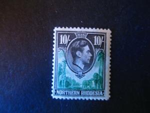 Northern Rhodesia #44 Mint Hinged- (BZ9) WDWPhilatelic!