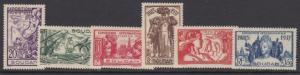 French Sudan 106-11 mint