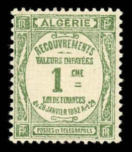 Algeria J12 Unused (MH)