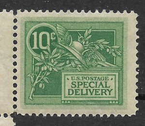 Doyle's_Stamps: MNH 1908 10c Special Delivery Stamp -- Scott #E7**