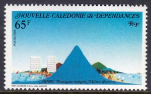 New Caledonia - Scott #501 - MNH - SCV $2.00