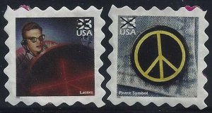 3188 (k,m) Scarce USPS Authorized Copies Cinderella / Poster Toy Stamps Read