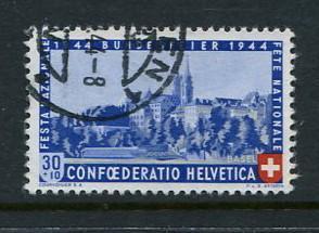 Switzerland #B136 Used (Box1)