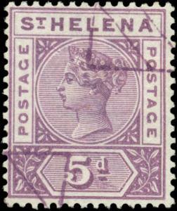 Saint Helena Scott #45 Used