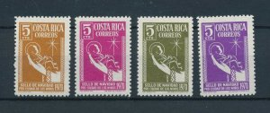 [104156] Costa Rica 1970 Postal tax children's village Christmas Christ  MNH