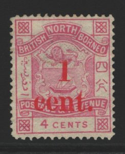 North Borneo Sc#56 MNG