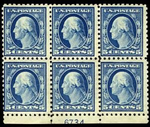 MALACK 428 F/VF OG H, fresh color, RARE plate, nice price! pb2151