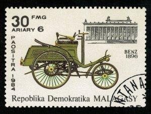 BENZ 1896, Vintage Cars (Т-5708)