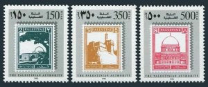 Palestinian Authority 27-29,MNH.Michel 30-32. Palestine stamps, 1995.