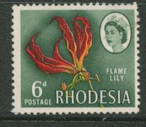 Rhodesia   SG 378 VFU