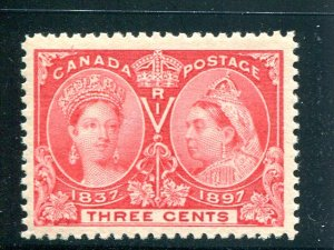 Canada  #53 Mint  NH  VF .- Lakeshore Philatelics