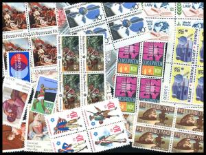 U.S. DISCOUNT POSTAGE LOT OF 100 10¢ STAMPS, FACE $10.00 SELLING FOR $6.95