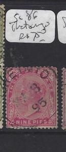 BURMA  (P2109B) INDIA   QV  9P  SG 86 THETAMAYO CDS  VFU