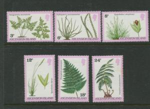Ascension - Scott 251 - 256 - General Issue -1980 - MNH - Set of 6 Stamps