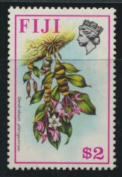 Fiji  SG520  SC# 320  MUH  Birds & Flowers