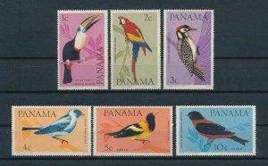 [103458] Panama 1965 Birds vögel oiseaux  MNH