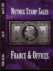 France and Offices, Nutmeg 18
