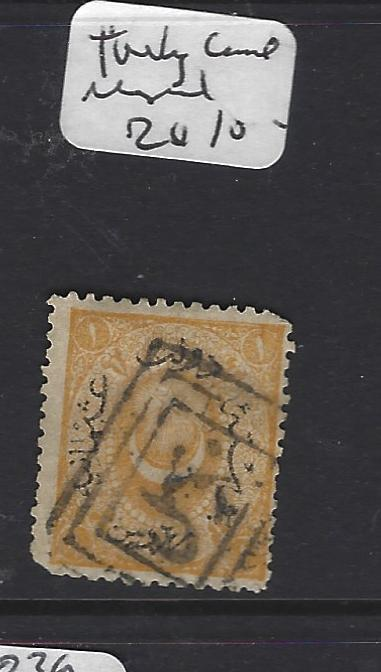 IRAQ (P0908B)  TURKEY USED IN MOSUL  1 STAMP    VFU