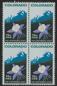 UNITED STATES SC# 1711 B/4  VF/MNH 1977