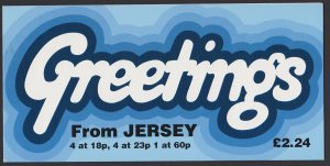 702a Greetings Booklet MNH