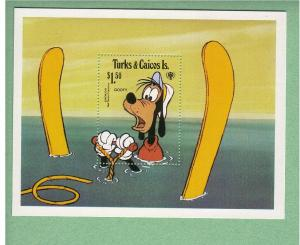 Disney - Turks & Caicos -1979 - Year of the Child - S/S