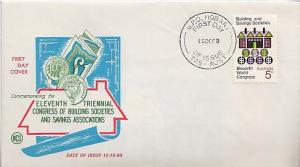 Australia, First Day Cover, Banking