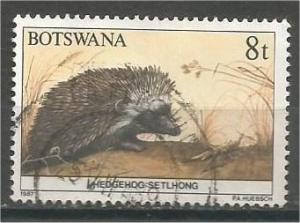 BOTSWANA, 1987, used 8t, Wildlife, Scott 410