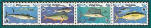 Nauru 1997 Endangered Fish, MNH 443,SG458a