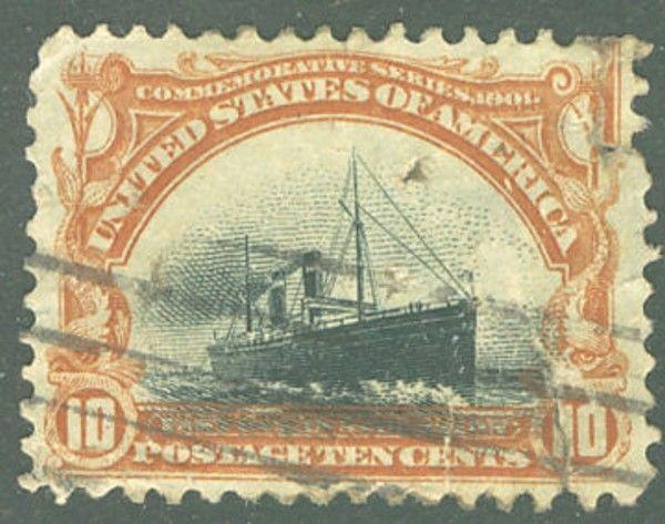 MALACK 299 VF, Sinking Ship, faulty ww1024