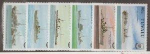 Tuvalu Scott #543-548 Stamps - Mint NH Set