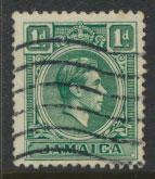 Jamaica  SG 121  - Used -  see scan and details