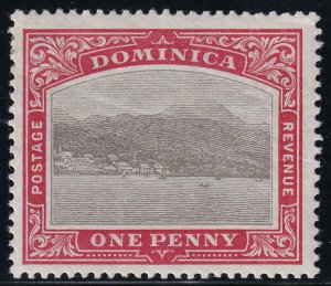 Dominica 1903 SC 26 MLH