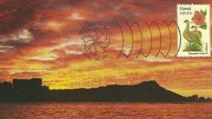 1963 20c HAWAII - Don Kauer paste on cachet #5