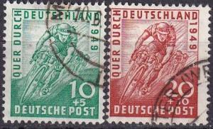 Germany #B304-5 F-VF Used CV $22.50