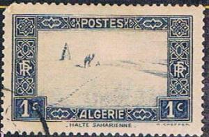 Algeria 79 Used Across the Sahara (BP6028)