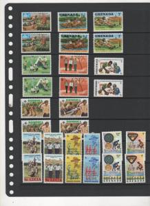 DOMINICA STAMPS MINT DEALER CLOSEOUT LOT 36  1217