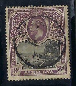 ST. HELENA 67 VFU Z5061