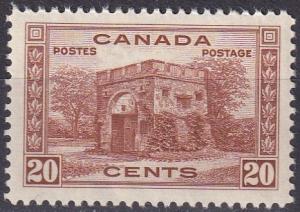 Canada #243 MNH  CV $24.00  (A19928)
