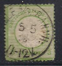 Germany Sc. # 2 Used Fine