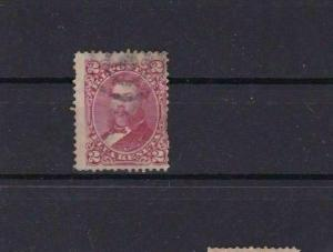 HAWAII 1875 2c RED  STAMP  R3754