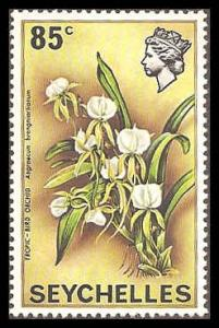 Seychelles 282 Mint VF NH