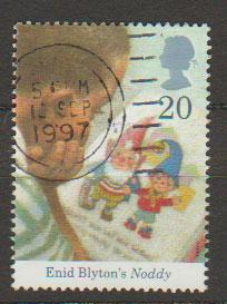 Great Britain QE II SG 2001