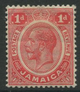 Jamaica #61 KGV  MH  Scott CV. $9.00