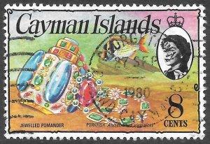 Cayman Islands # 336 Used