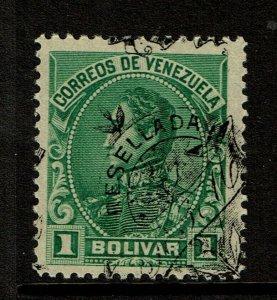 Venezuela SC# 147, Used, full gum - S10967