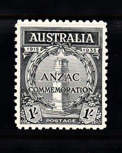 AUSTRALIA SC# 151 MH - SALE TO A USA ADDRESS ONLY