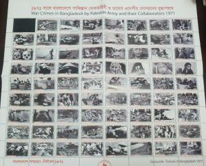 O) 2017 BANGLADESH, WAR CRIMES BY PAKISTAN ARMY AND THEIR COLLABORATOR 1971 -GEN