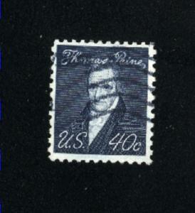 USA #1292  used 1965-78 PD .08