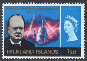 FALKLAND ISLANDS SCOTT 158